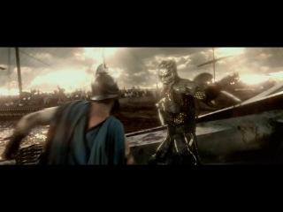 Пятый телеролик фильма «300 спартанцев Расцвет империи»