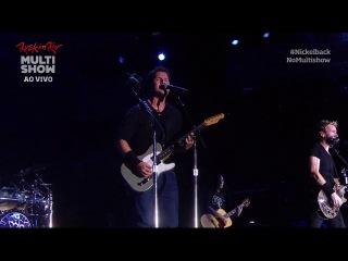 Nickelback - Rock in Rio 2013 (Full Сoncert) (HD 720)
