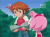 Соник Икс (Sonic X) - 1 сезон 19 (Привидение старого замка, король Бум Бу)
