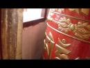 Буддисткий монастырь в Марфе Непал март-апрель 2013