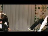 Одно сердце на двоих- Тихомирова Юля и Тарасов Денис 1 место на конкурсе по индийским танцам с Ашвани Нигам в Уфе2012