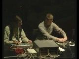 Pan Sonic plays Kurenniemi (live at Helsinki 2002)