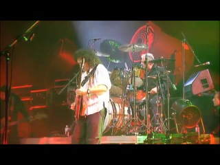 Queen + Paul Rodgers - Fire And Water (Superlive in Japan, 2005) HD