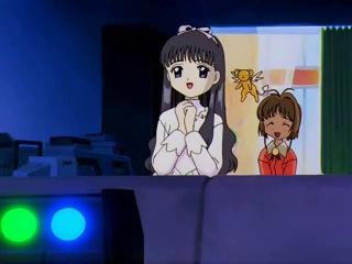 Sakura, Cazadora de Cartas 11 Sakura, Tomoyo Y La Gran Mansion