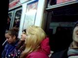Обычный случай в метро