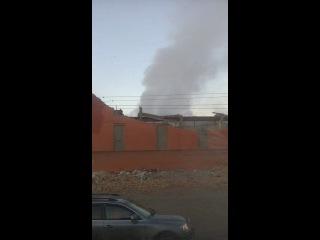 Нападение пришельцев на Цинковый завод )