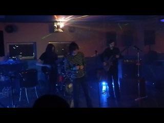 Delusion - Перекрестки дней - концерт в кафе Чикаго_День Мужика