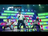 [100726] tvN «Newton»: infinite - Candy (H.O.T cover)