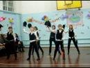 6 класс.танец с зонтиками)