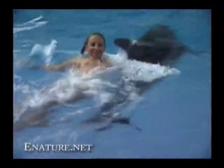 Nudist Day With The Dolphins