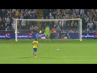 Обзор матча Вест Бромвич - Арсенал [25/9/13]
