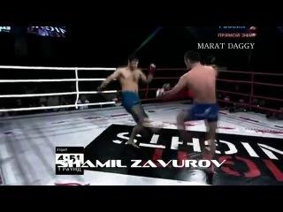 MMA Fighters from Dagestan - Дагестанские бойцы в ММА