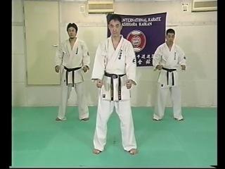 Нишияма-додзё 2. Ашихара-каратэ.