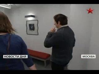 Репортаж о премьере спектакля Гамлет Коллаж
