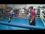 Открытый ринг 27.10.13 Чеботарь Димитрий-Скрябин Эдуард 1 раунд