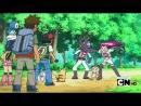Покемон : Победители лиги синно - 1 серия 13 сезон
