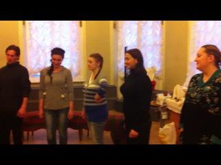 Выпускники СПбГУКИ народное отделение Финская песня