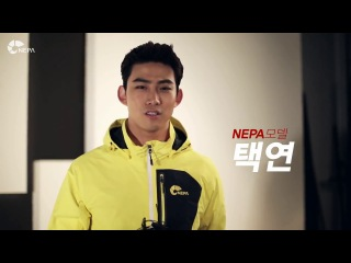 [네파] NEPA 2014 SS 화보촬영 메이킹 - 종합 편_네파TV티비