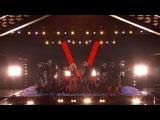 Rick Allen, Phil Collen, Vivian Campbell 'Pour Some Sugar on Me' The Voice