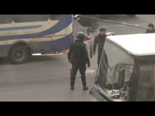 Человек без головы, 18.02.2014 14:36 Киев