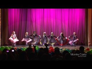 Цыганский танец, группа детской хореографии, педагог Маргарита Городничук
