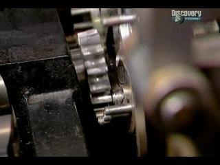 Промышленные открытия. Европейские истории. Фильм 2. Горячий металл.