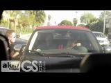 Мила Кунис и Эштон Катчер задержаны полицией на дороге