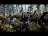 Тизер трейлера The Witcher 3: Wild Hunt Ведьмак 3: Дикая Охота к VGX