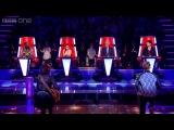 Moni Tivony vs Emily Worton - Little Talks (The Voice UK 2013)