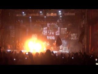 Rammstein Du Hast Самара 08 06 2013 г Рок над Волгой