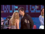 (HQ)Enrique Iglesias - Tired Of Being sorry & Alice LIVE _ Star Academy.