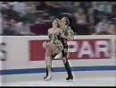 Половецкие пляски : Наталья Бестемьянова и Андрей Букин, FD, 1987-1988