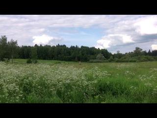 Лобузнов, без седла и уздечки на галопе)) о.Хесм, Казаки