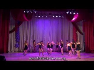 Отчетный концерт СТFirefly Сказки Шахерезады. MTV-style (преподаватель Наталья Коношевич).
