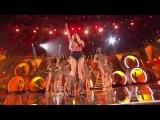 Pitbull - Timber (feat. Kesha) на AMA'13