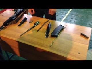AK-74 Разборка,Сборка...
