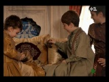 роксолана-хюрем готовит яд чтоб умереть с детьми-ибрагим раздумывает что делать