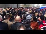 Симферополь ВС АР Крым 25.02.2014