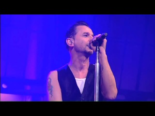 Depeche Mode - Walking In My Shoes (Live @ Live on Letterman, Ed Sullivan Theater; New York City, New York, USA, 11.03.2013 г.)