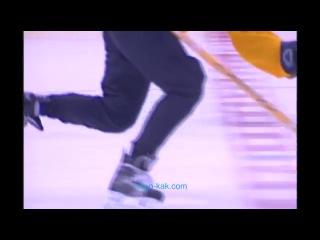 [Как кататься на коньках. 2. Движение вперёд]