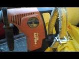 перфлраторы hilti TE 7c и hammer flex