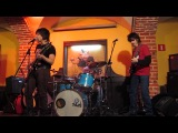 Dzioff Shock Therapy-Come Together(Beatles cover.Москва,клуб Schwein 16.12.2013)