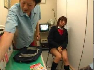 Japanese panty pee compilation