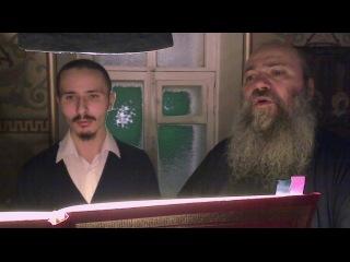 Иеродиакон Герман (Рябцев) и хор Валаамского подворья в Москве - С нами Бог