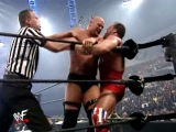 2001 Vengeance - Stone Cold Steve Austin vs. Kurt Angle (WWF Undisputed Championship Tournament Semi-Finals Match)