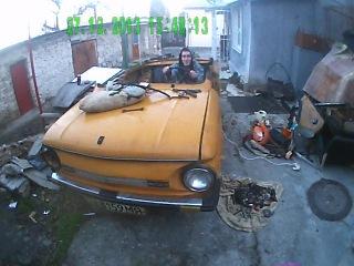 ZAZ 968M Cabri