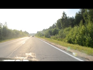 Smotra-Архангельс - турбо ваз 2115 vs турбо Opel OPC