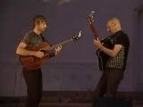 California guitar trio The March