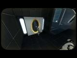 Portal 2 Co-op (с Татьяной) - серия 1