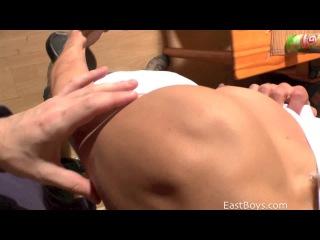 [eastboys.com] body worship - hot oil massage (pierre)